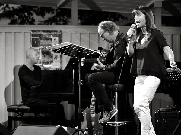 Stefano Battaglia, Ewan Svensson och Diana Torto