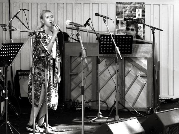 Jenny Andersson och Jan Lundgren