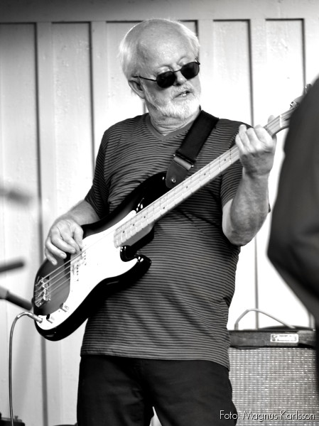 Schakonats bluesband - Kjell Carlsson
