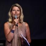 Jazzdagarnas konferencier Pernilla Warberg