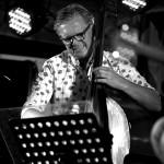 Scott Hamilton med Ewan Svensson Trio