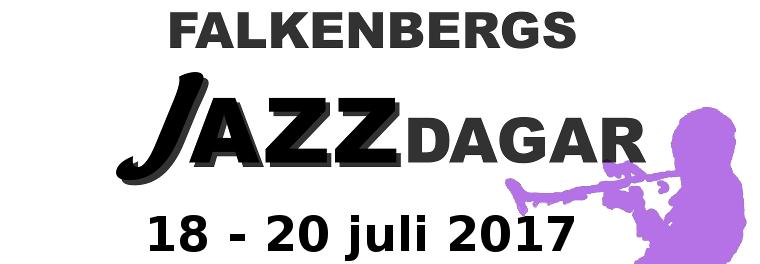 Falkenbergs jazzdagar 18 - 20 juli 2017