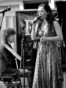 Elisa Marangon och Roberto Olzer