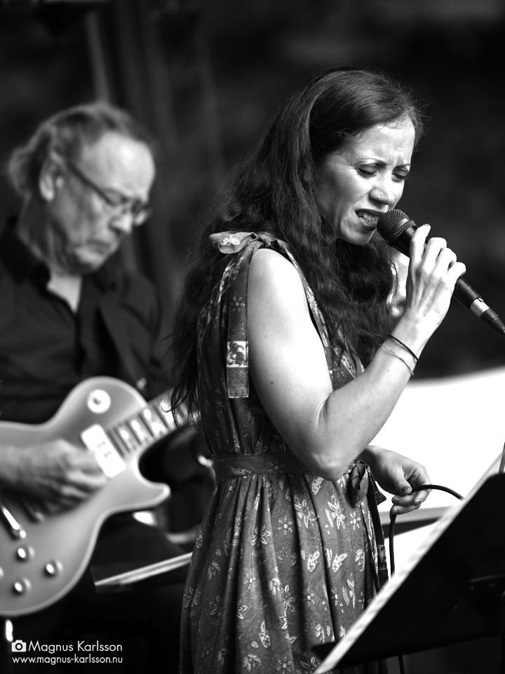 Elisa Marangon och Ewan Svensson