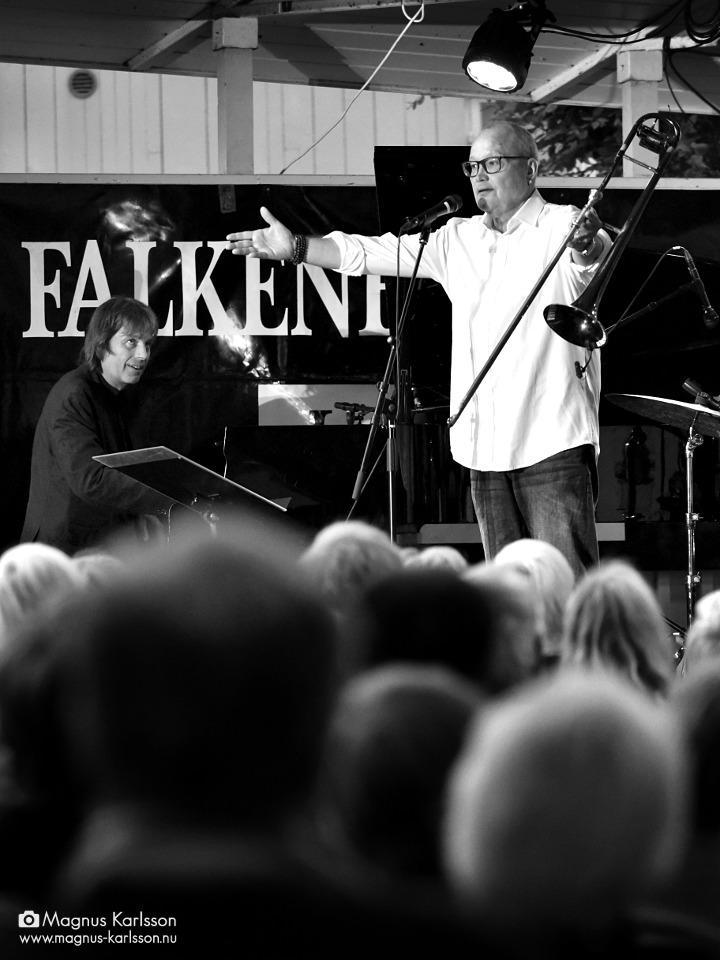 Nils Landgren och Jan Lundgren