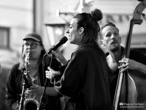 Otis Sandsjö, Lucia Cadotsch och Frans Petter Eldh