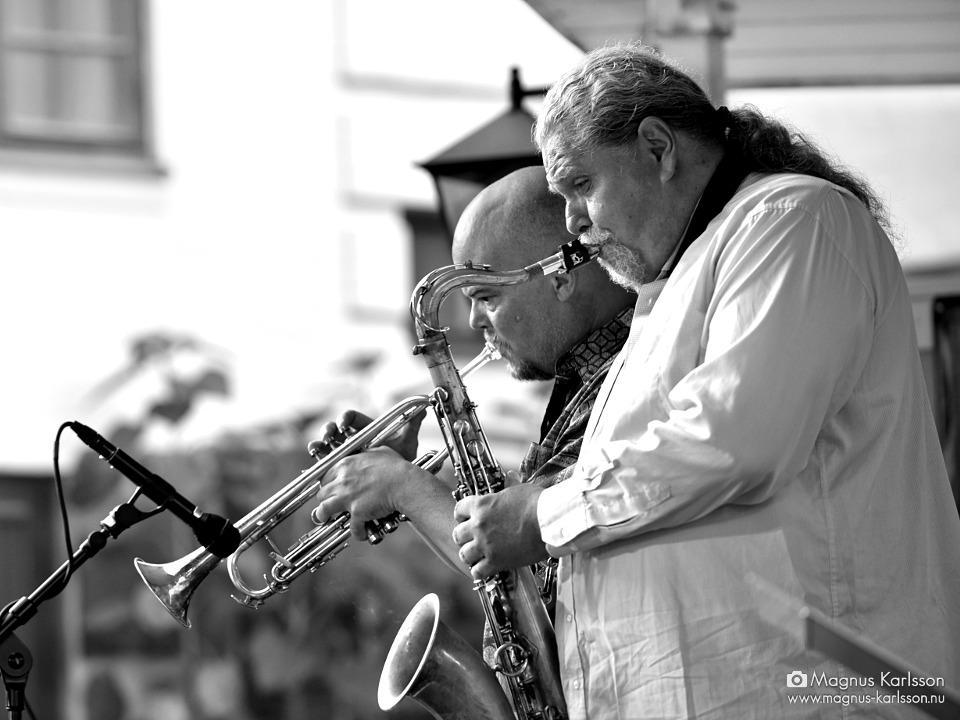 Anders Bergcrantz och Tomas Franck