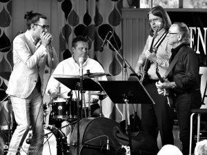 Filip Jers, Magnus Gran och Mattias Svensson