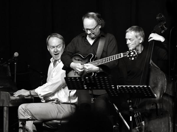 Ulf Johansson-Werre, Ewan Svensson och Mads Vinding