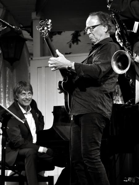 Jan Lundgren och Ewan Svensson