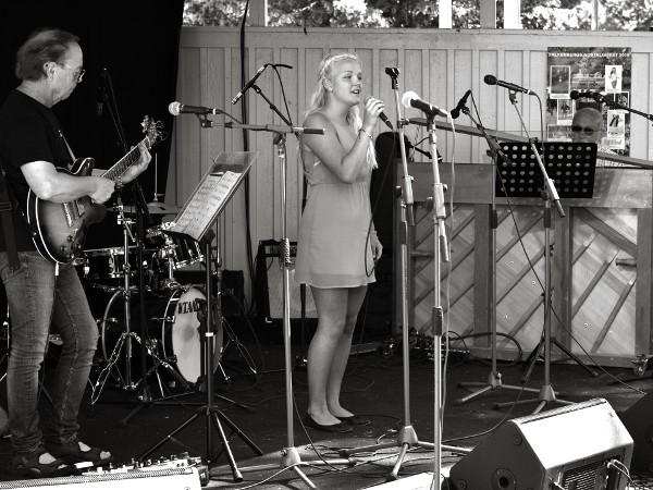 Ewan Svensson, Frida Svensson och Lars Sundberg