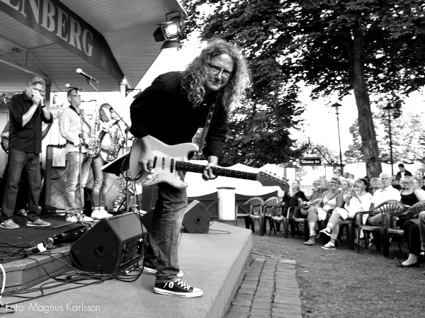 Schakonats bluesband - Hans Schakonat