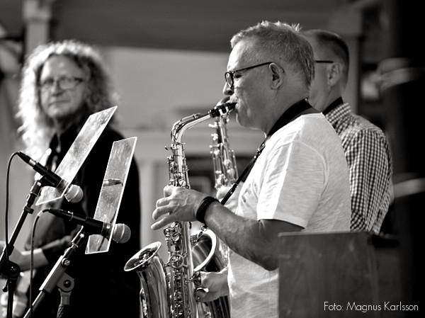Schakonats bluesband - Hans Schakonat, Jörgen Sonemalm