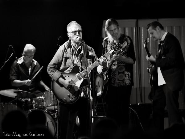Jim Ingvarsson, Sven Zetterberg, Mikael Fahleryd, Anders Lewén