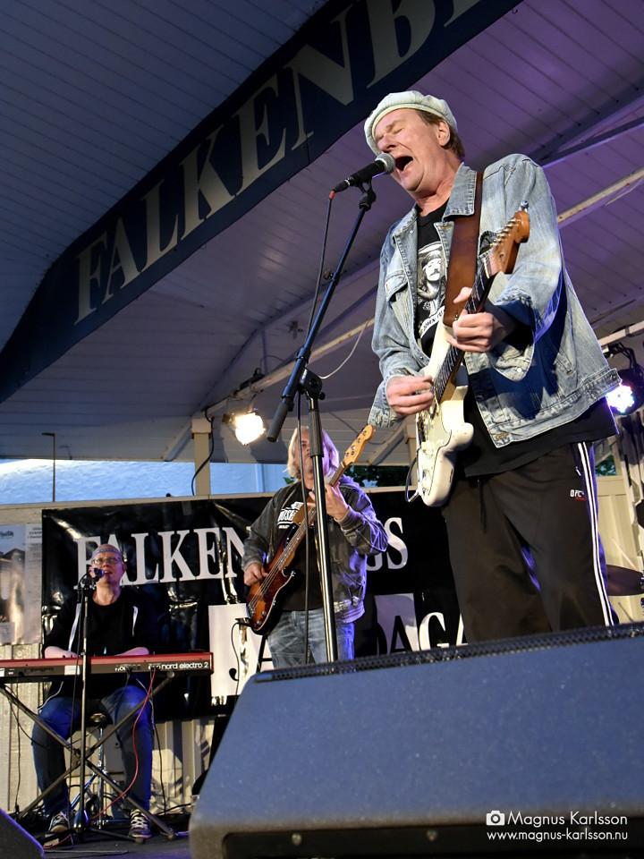 Jan Gerfast Blues Band